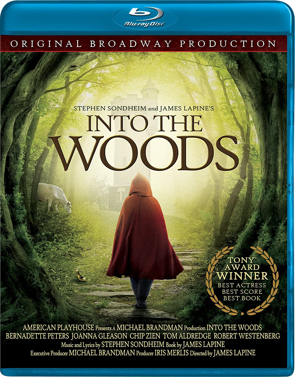Into the Woods: Nippon Sale special price regular agency Stephen Sondheim