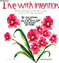2016 Live with Intention Wall Calendar