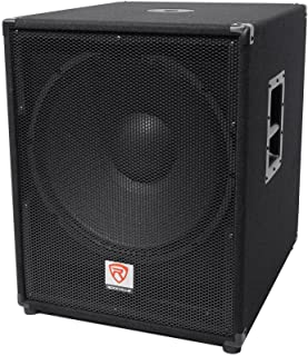 Best 18 inch bass cabinet price Reviews