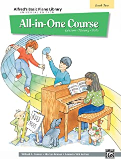 Alfred'S Basic Piano Library All in One Course 2