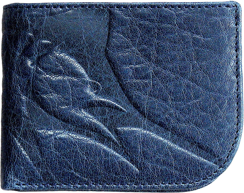 WEBER'S PREMIER LEATHER – Pursuit Series –Radius Marlin FishingWalletfor Men-Full Grain Leather& RFID Blocking