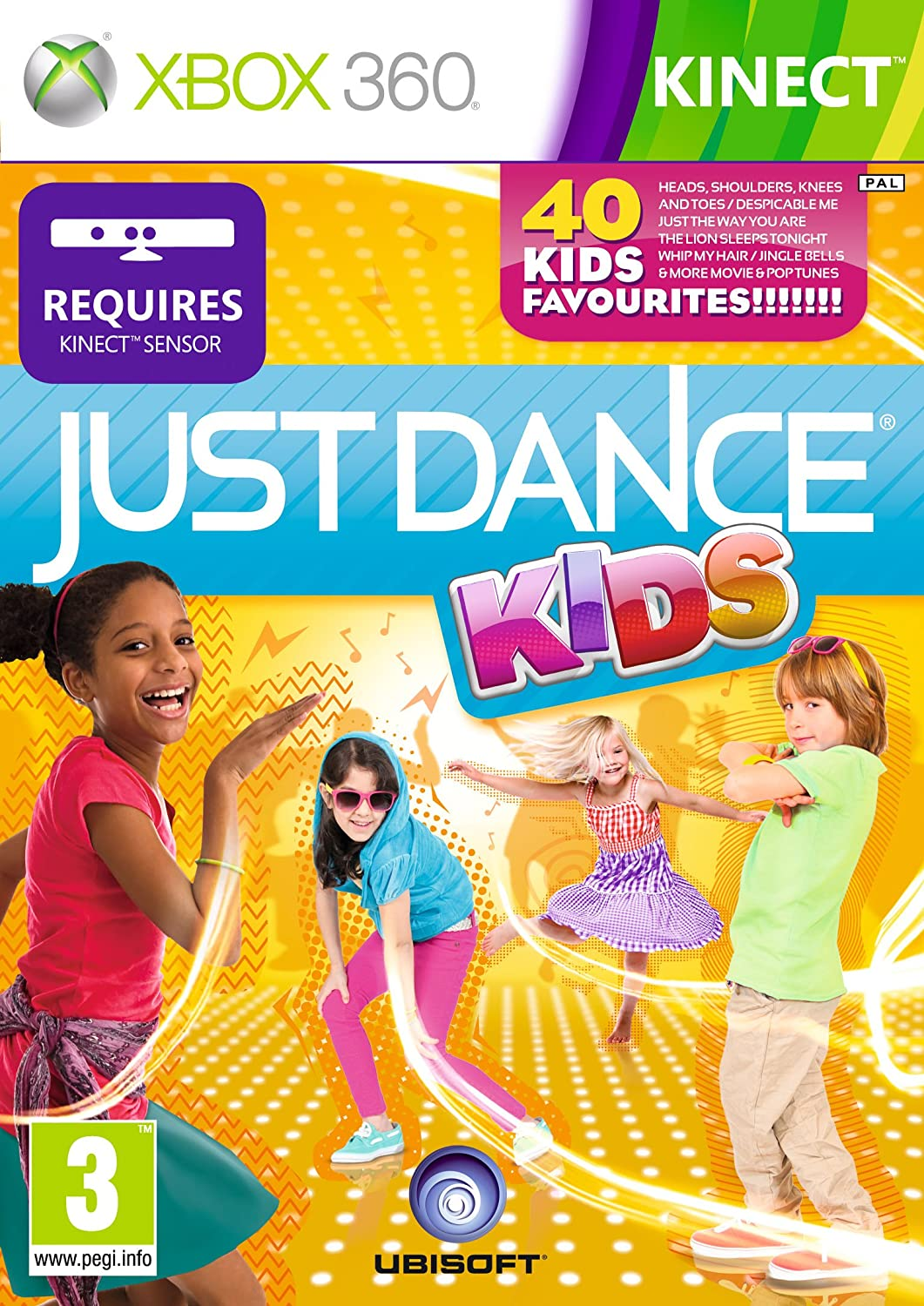 Just Super sale Dance Kids 360 Xbox Opening large release sale