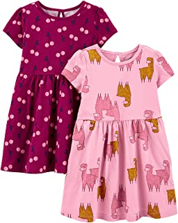 Simple Joys by Carter's Girls' Casual Dress