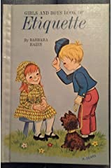 Girls and boys book of etiquette, Hardcover