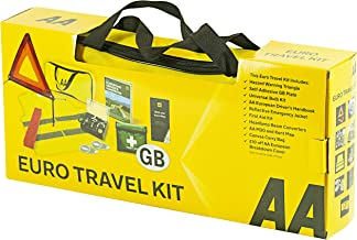 AA Euro Travel Kit for driving in France and Europe