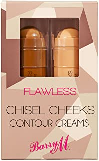 Barry M Cosmetics Chisel Cheeks Contour Creams