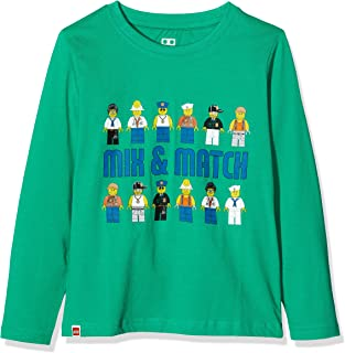 LEGO Cm Camisa Manga Larga (Pack de 3) para Niños