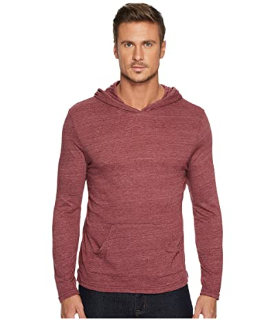 Alternative Marathon Pullover Hoodie (Eco True Currant) Men