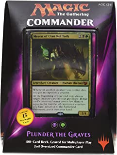 Magic: The Gathering MTG Commander 2015 Edition TCG Card Game - Complete Set of All 5 Decks