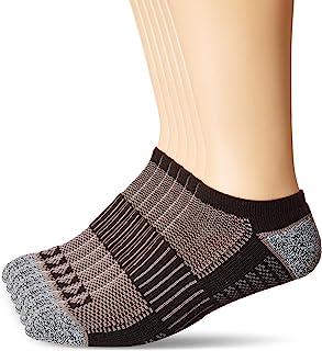 mens No Show 6 Pack Sock, Multipack