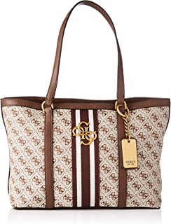 GUESS Womens Tote Bag, Brown - SB730424