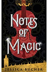 Notes of Magic (The Bohemians Book 1) Kindle Edition
