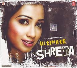 Ultimate Shreya (2 Cd Set) ( Film Soundtrack / Bollywood Movie Songs / Hindi Music)