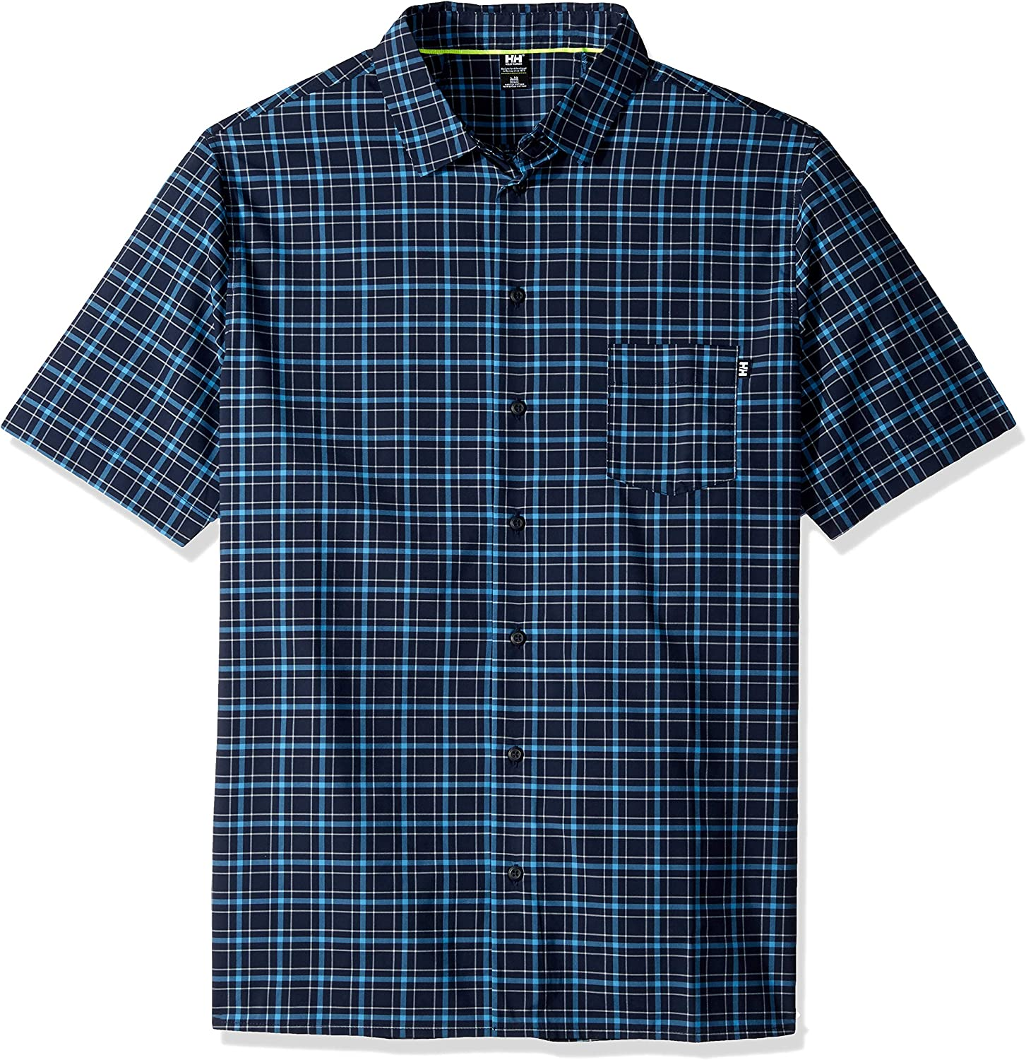 Helly-Hansen Men's Fjord Shortsleeve NEW before selling We OFFer at cheap prices Shirt Quickdry