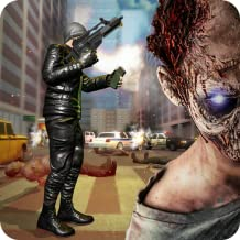 3d Zombie Shooting game