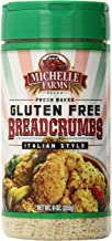 Michelle Farms Gluten Free Italian Bread Crumbs, 9 Ounce