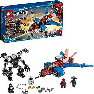 LEGO Super Heroes - Jet Arácnido vs. Armadura