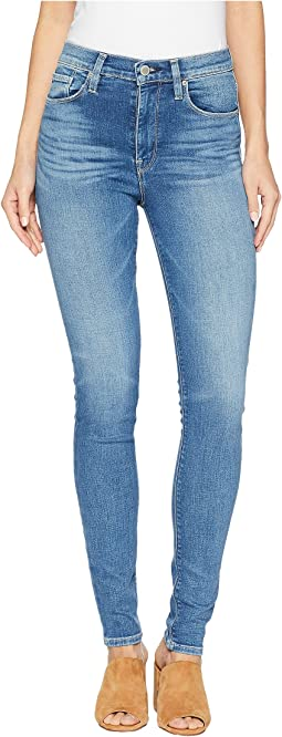 Barbara High-Waist Skinny Jeans in Ayon