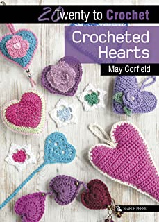 Twenty to Make: Crocheted Hearts
