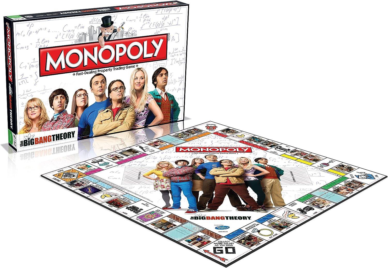 Winning Moves Monopoly, englische Ausgabe Standard