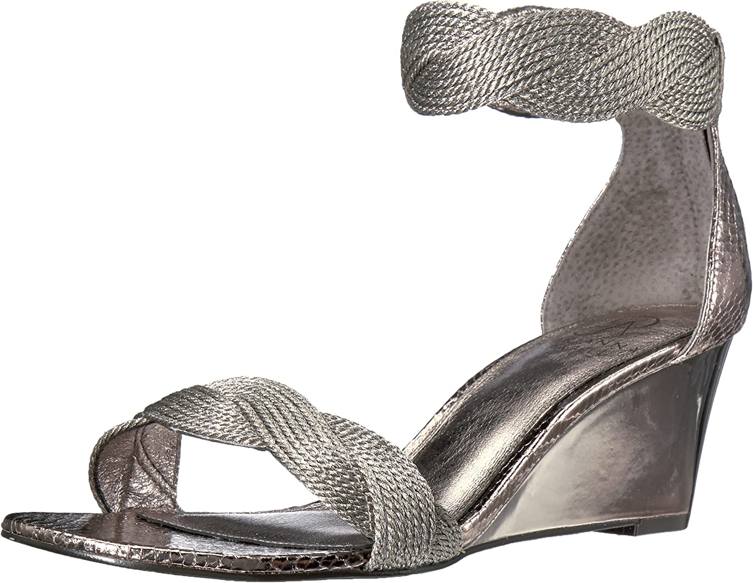 Adrianna Papell Womens Adelaide Wedge Sandal