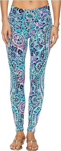 Lilly Pulitzer UPF 50+ Luxletic Weekender Legging
