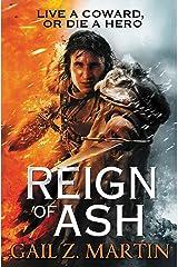 Reign of Ash (The Ascendant Kingdoms Saga Book 2) Kindle Edition