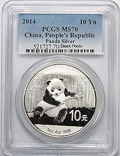 Best panda silver coin 2014 Reviews