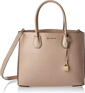 Michael Kors Satchel Bag for Women- Beige