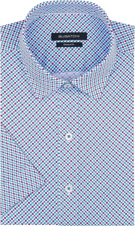 Bugatchi Men's Classic Performance Shirt