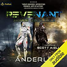 Revenant: Animus, Book 5