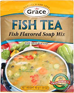 Grace Fish Tea Soup Mix, 1.6oz