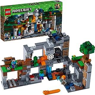 LEGO Minecraft The Bedrock Adventures Costruzioni