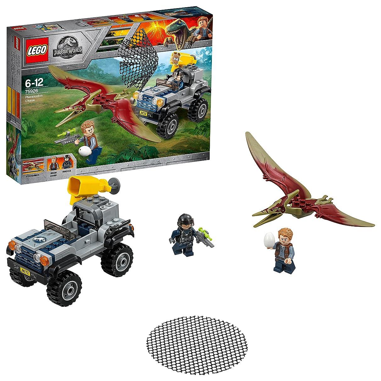 LEGO Jurassic World Pteranodon Dinosaur Hunting 75926 Brick Block Toys