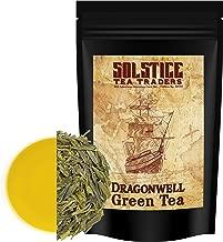 Dragon Well Green Tea Loose Leaf (8-Ounce Bulk Bag)