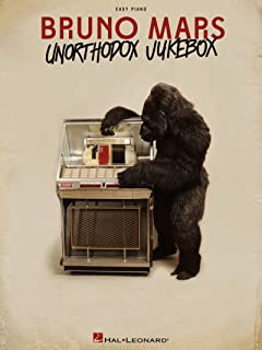 Bruno Mars - Unorthodox Jukebox Songbook