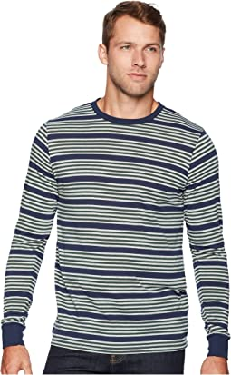SB Dry Long Sleeve Top Stripe