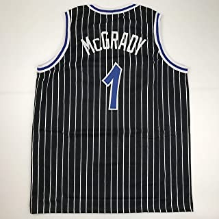 Unsigned Tracy McGrady Orlando Black Custom Stitched Basketball Jersey Size Men's XL New No Brands/Logos