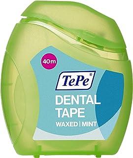 TePe Cinta Dental 40 metros/Hilo dental ancho y encerado