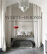 White Rooms: Decorated with Style, Pattern and Colour