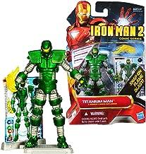 Best titanium man iron man 2 Reviews