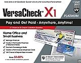 VersaCheck X1 Platinum UV Secure 2017