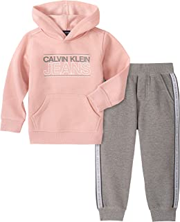 Calvin Klein Boys' 2 Pieces Jog Set