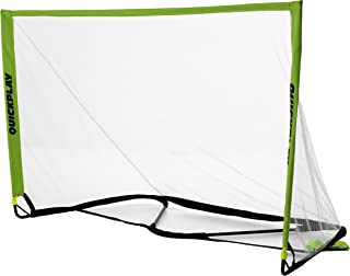 QuickPlay POP Goal - The Perfect Training Soccer Goal -10 Second Set-Up & Super Easy Pack Away in Slim Line Carry Bag [Single Goal]
