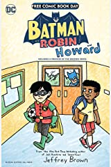 Batman and Robin...and Howard/Amethyst: Princess of Gemworld Special Edition Flipbook (FCBD) #1: 2021 (Free Comic Book Day) Kindle Edition