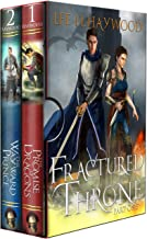 Fractured Throne (The Promise of Dragons, The Wayward Prince) Epic Fantasy Box Set