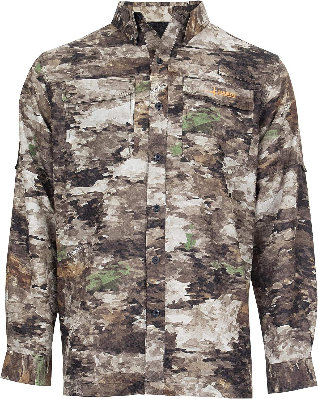 HABIT Men's Long Sleeve River Shirt