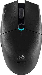 Corsair KATAR PRO WIRELESS Gaming Mouse (10,000 DPI Optical Sensor, Lightweight Symmetric Shape, Sub-1ms Slipstream Wirele...