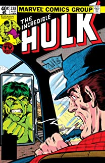 incredible hulk 238