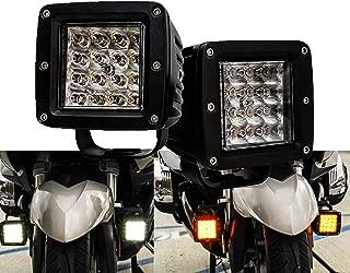 heavy equipment strobe lights